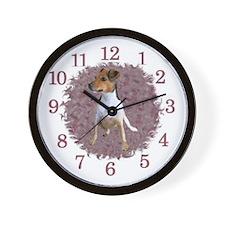 A BEAUTIFUL GIRL Wall Clock