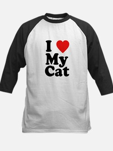I Love My Cat Tee