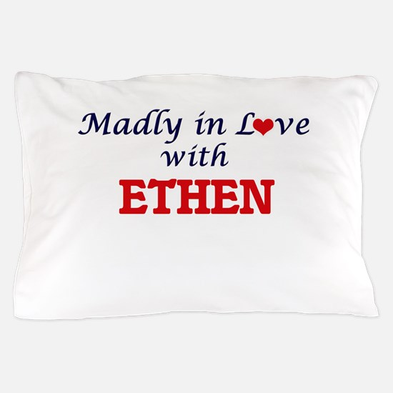 Madly in love with Ethen Pillow Case