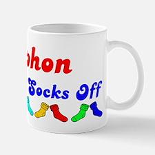 Stephon Rocks Socks (B) Mug
