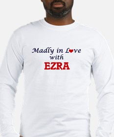 Madly in love with Ezra Long Sleeve T-Shirt