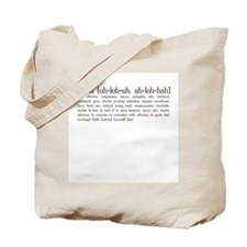 Definition of Aloha Tote Bag
