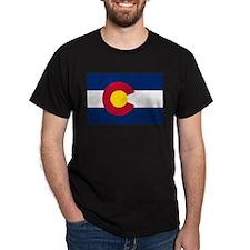 """""""Colorado State Flag"""" T-Shirt"""