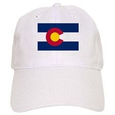 """Colorado State Flag"" Baseball Cap"