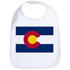 """Colorado State Flag"" Bib"