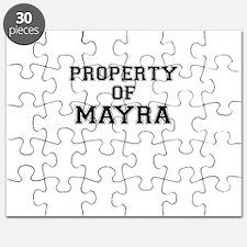 Property of MAYRA Puzzle