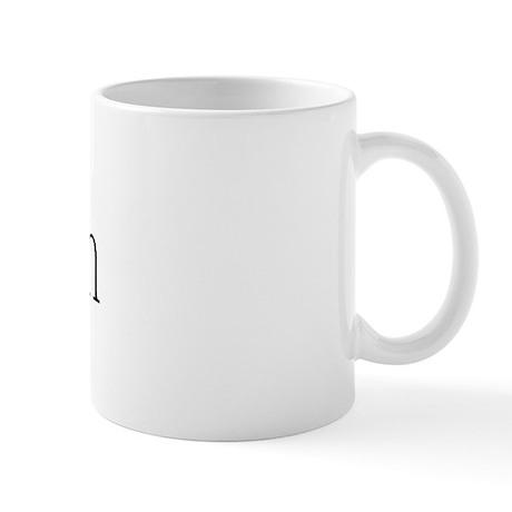 Railfan Mug