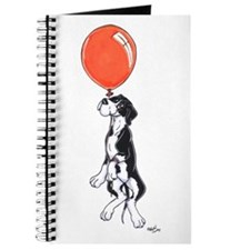 Mantle Great Dane Balloon Notepad