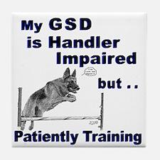 GSD Agility Tile Coaster
