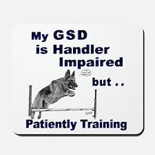 GSD Agility Mousepad
