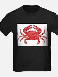 Crab Shack Art -- T-Shirt
