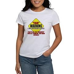 Fair Warning Conservative Tee