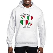 Italians Cook Hoodie