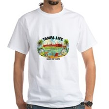 Tampa Life Vintage Cigar Ad Shirt