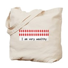 Wealthy Link Tote Bag