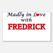 Madly in love with Fredrick Decal