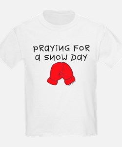 Snow Day T-Shirt