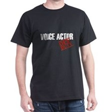 Off Duty Voice Actor T-Shirt