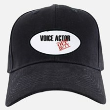Off Duty Voice Actor Baseball Hat