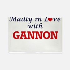 Madly in love with Gannon Magnets