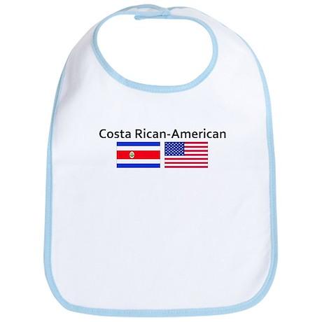 Costa Rican American Bib