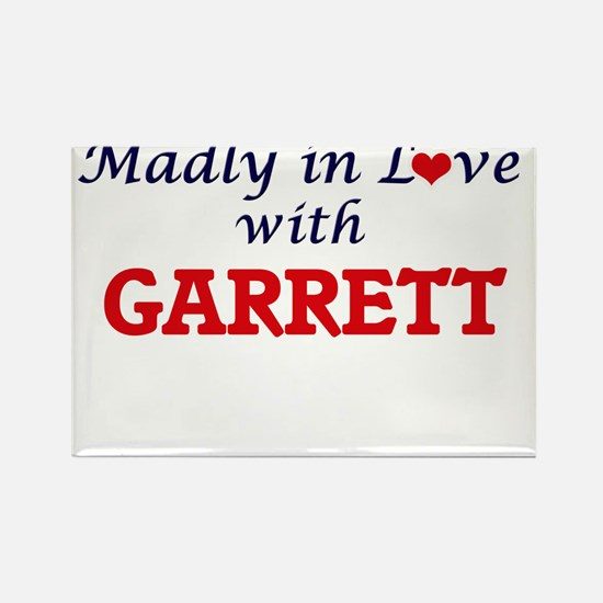 Madly in love with Garrett Magnets