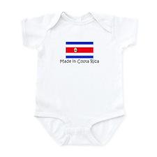 Made in Costa Rica Onesie