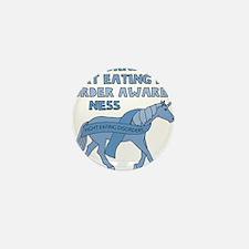 Unicorns Support Eating Disorder Aware Mini Button