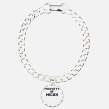 Property of MICAH Bracelet