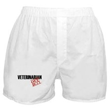 Off Duty Veterinarian Boxer Shorts