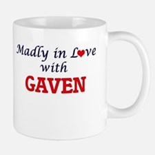 Madly in love with Gaven Mugs