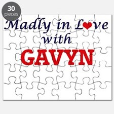 Madly in love with Gavyn Puzzle