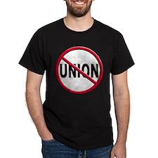 Anti-Union T-Shirt