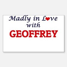 Madly in love with Geoffrey Decal
