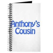 Anthony's Cousin Journal