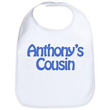 Anthony's Cousin  Bib