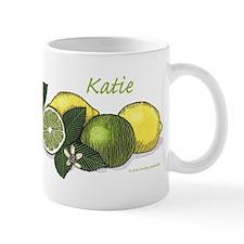 Katie's Lemon/Lime Fruit Mug