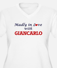 Madly in love with Giancarlo Plus Size T-Shirt