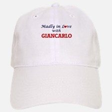 Madly in love with Giancarlo Baseball Baseball Cap