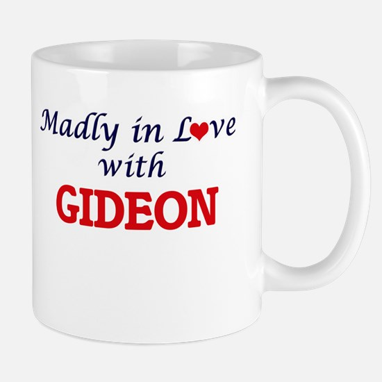 Madly in love with Gideon Mugs