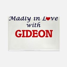 Madly in love with Gideon Magnets