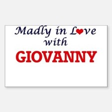 Madly in love with Giovanny Decal