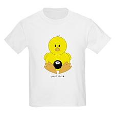Pool Chick T-Shirt