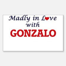 Madly in love with Gonzalo Decal