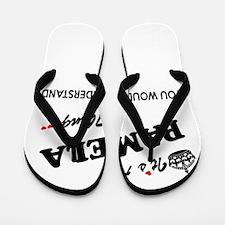 PAMELA thing, you wouldn't understand Flip Flops