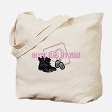 ROTC Has My Heart Tote Bag