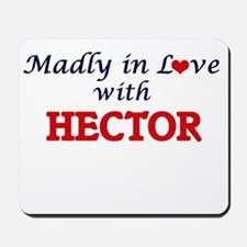 Madly in love with Hector Mousepad