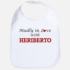 Madly in love with Heriberto Bib