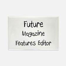 Future Magazine Features Editor Rectangle Magnet
