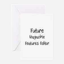 Future Magazine Features Editor Greeting Cards (Pk
